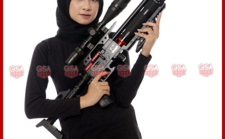 GSA Sport Indonesia Senapan Angin PCP Ghost Warrior