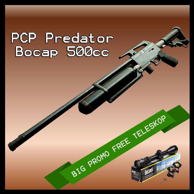 Promo Senapan PCP Predator Bocap Marauder 500 cc