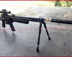 Senapan Angin Sharp River AK M16 22/60 Harga Murah