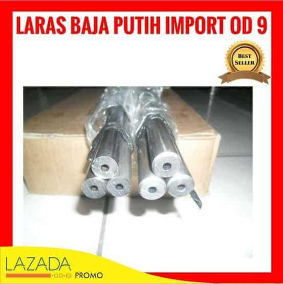laras senapan angin baja putih import Od 9